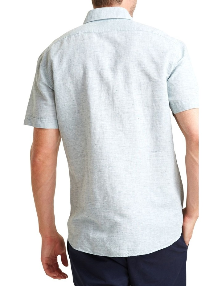 Short Sleeve Tapered Patrick Shirt image 4