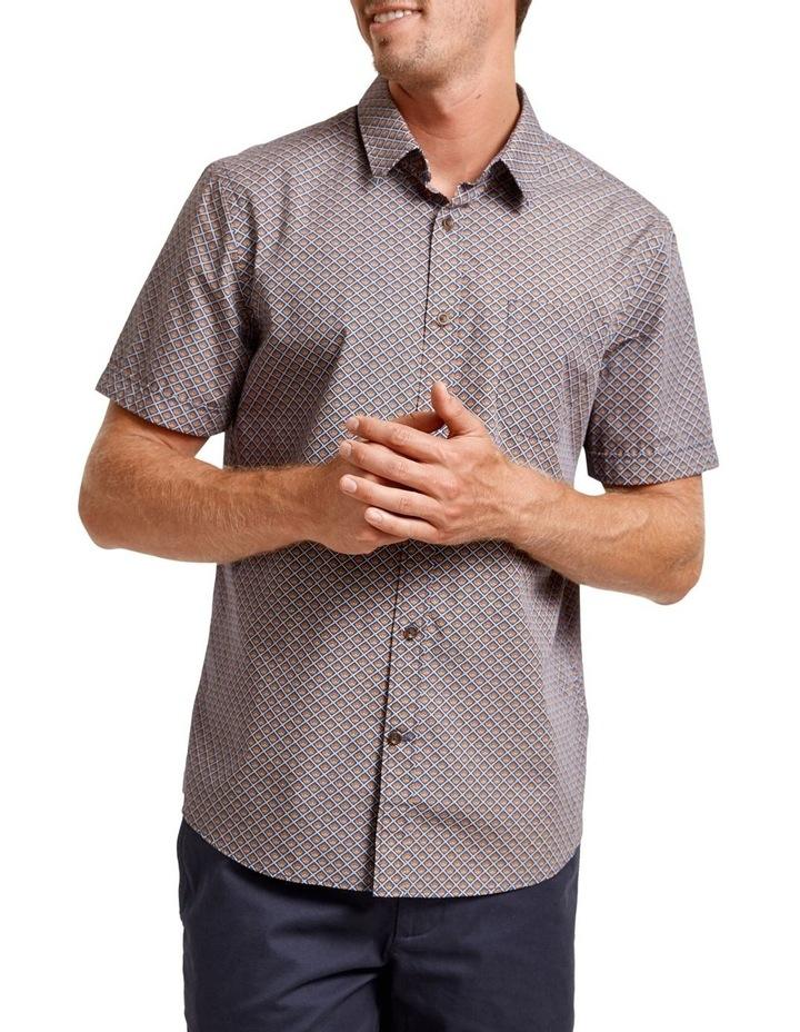 Short Sleeve Regular Eckert Shirt image 1