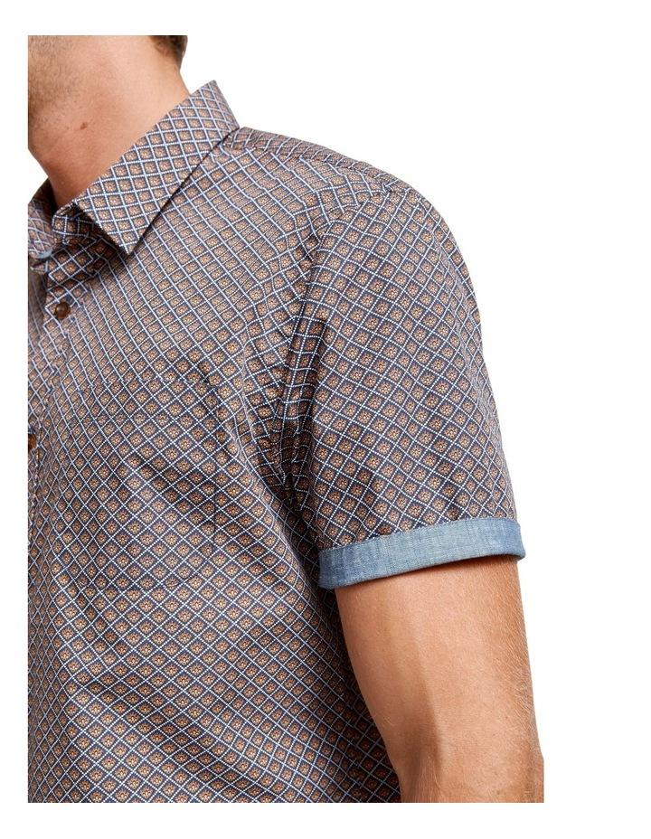 Short Sleeve Regular Eckert Shirt image 4