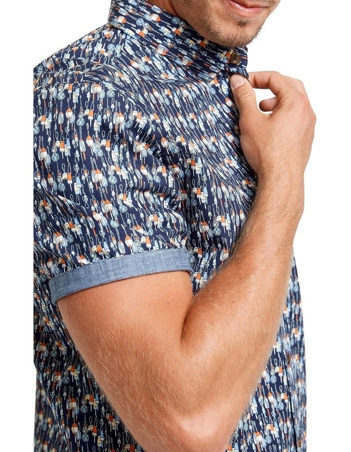 Short Sleeve Regular Dudley Shirt image 4