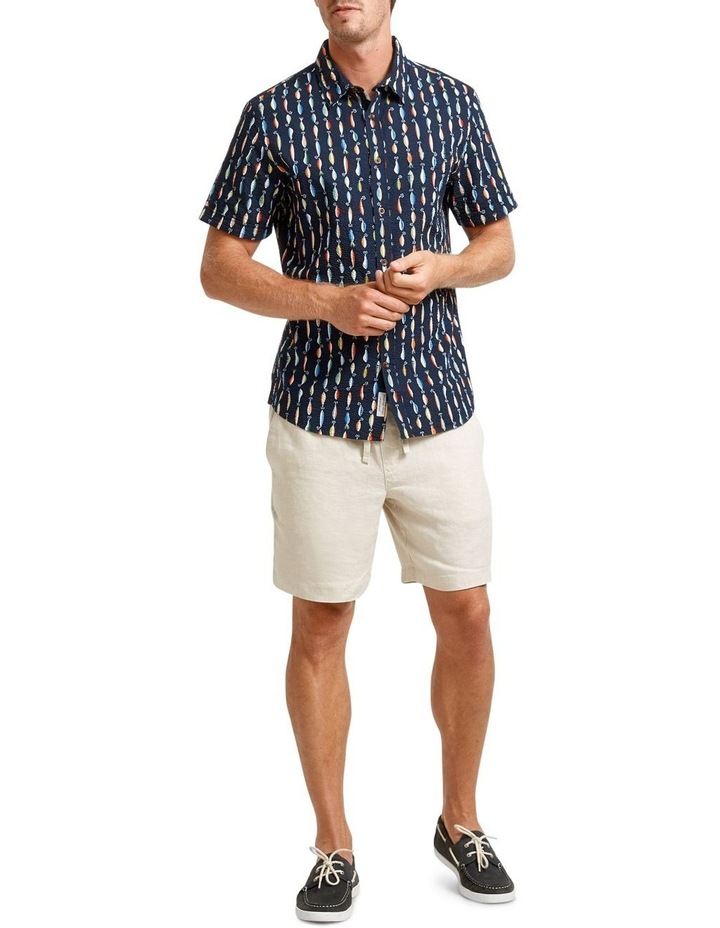 Short Sleeve Tapered Curlewis Shirt image 2