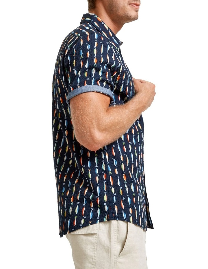 Short Sleeve Tapered Curlewis Shirt image 3
