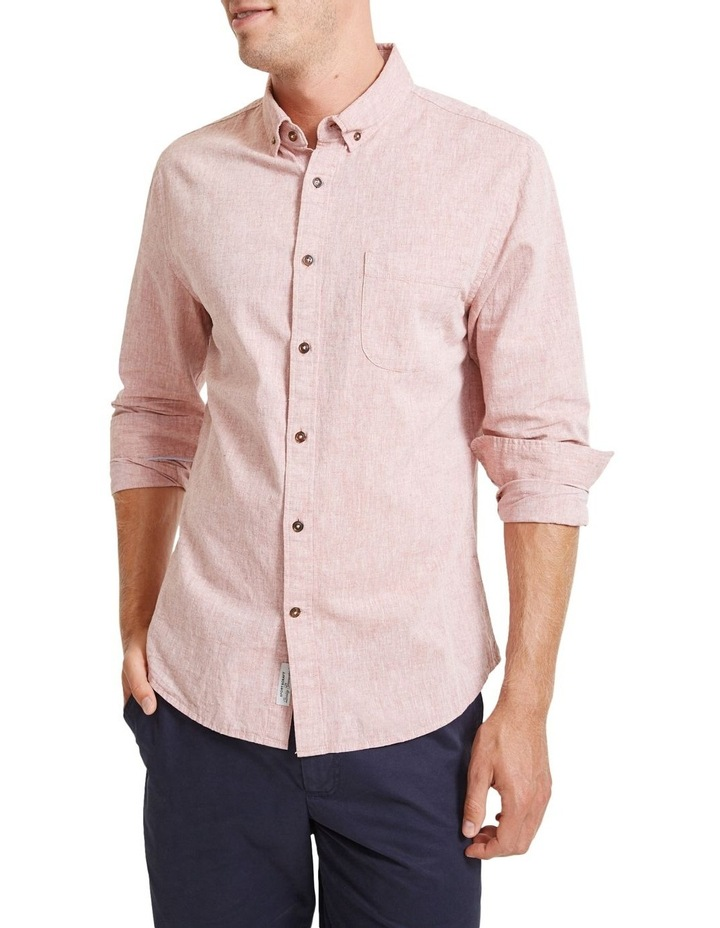 Long Sleeve Tapered Glenayr Shirt image 1