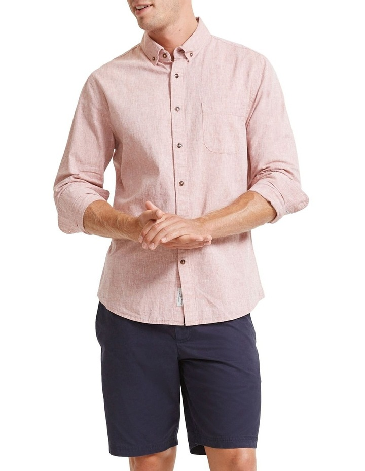 Long Sleeve Tapered Glenayr Shirt image 3