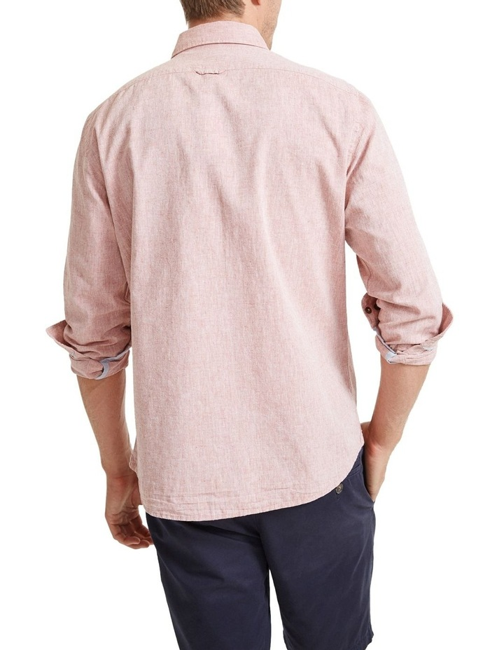 Long Sleeve Tapered Glenayr Shirt image 4
