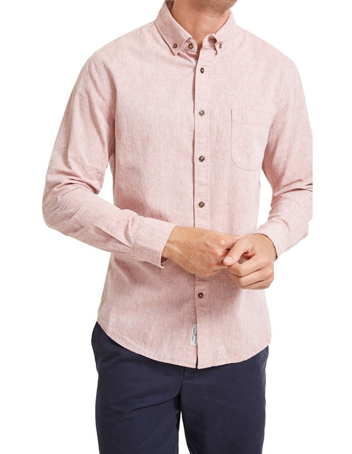 Long Sleeve Tapered Glenayr Shirt image 5