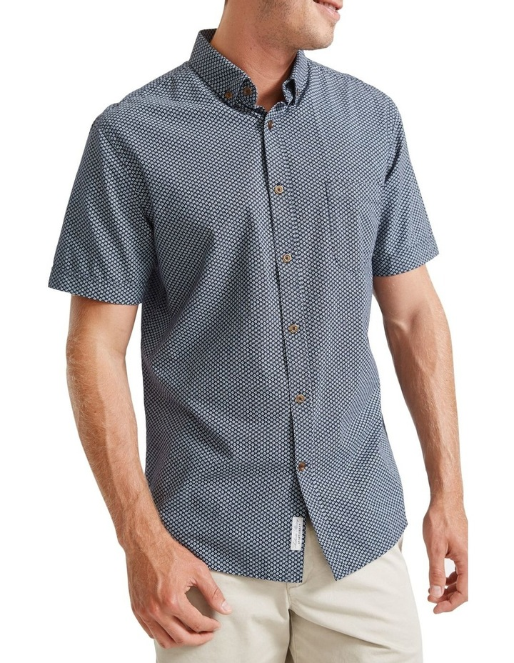 Short Sleeve Regular Birrell Shirt image 1