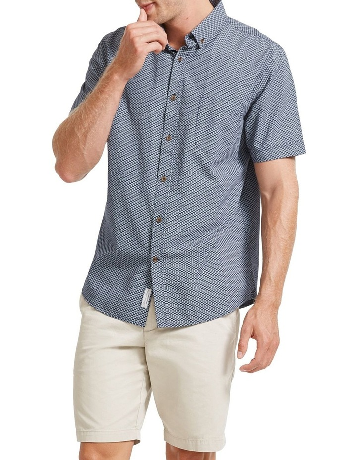 Short Sleeve Regular Birrell Shirt image 4