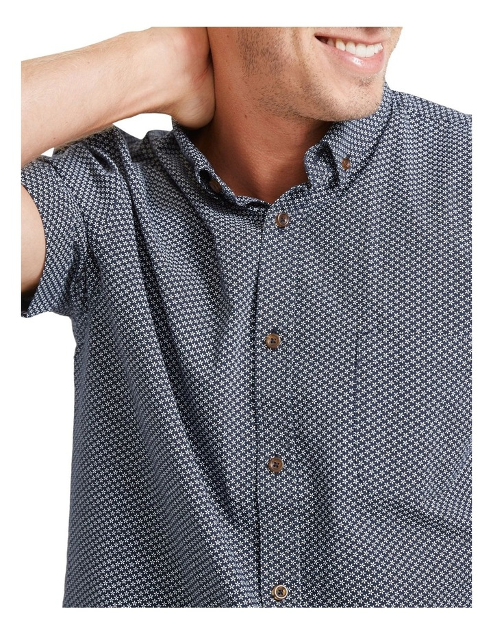 Short Sleeve Regular Birrell Shirt image 5