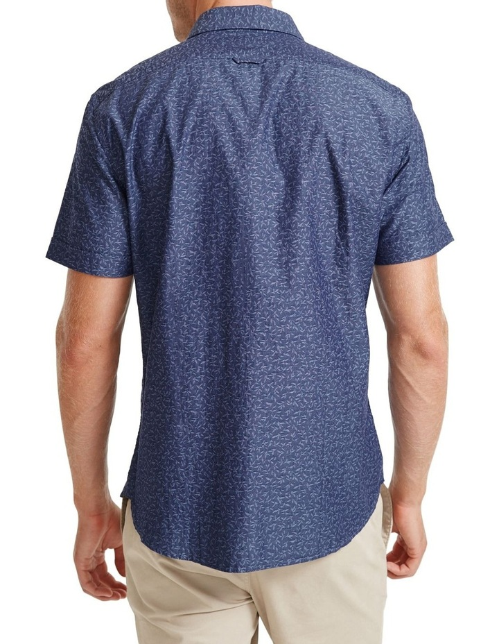 Short Sleeve Tapered Paul Shirt image 3