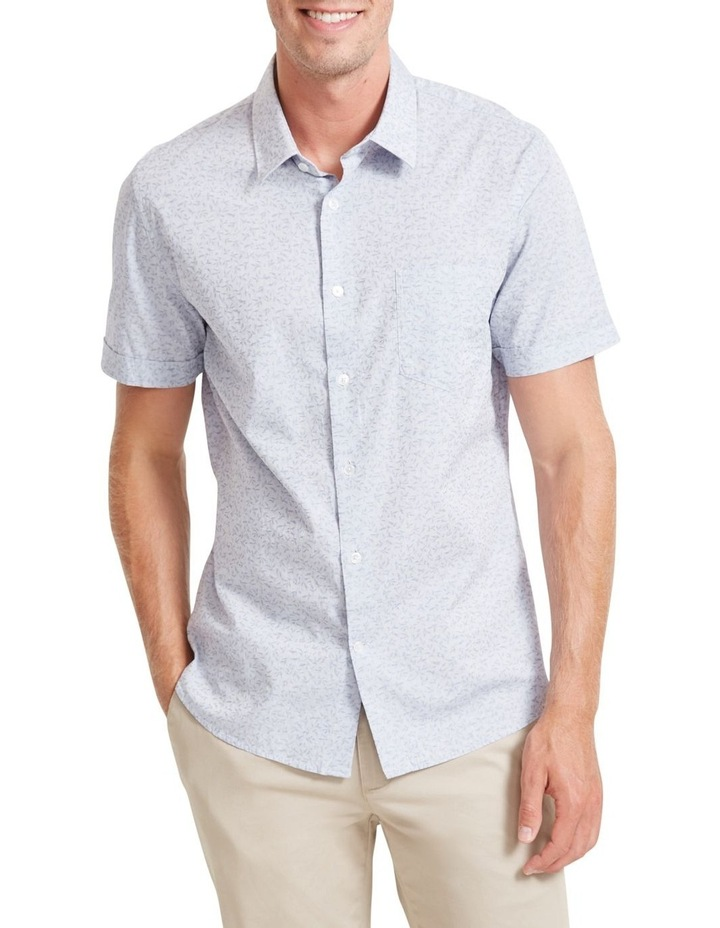 Short Sleeve Tapered Paul Shirt image 1