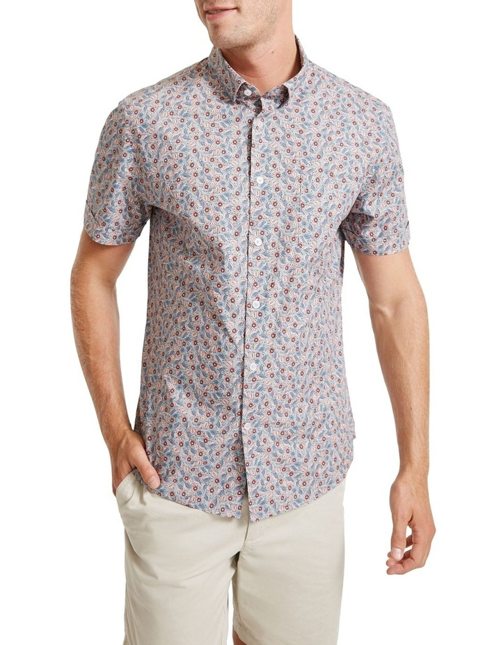 Short Sleeve Tapered Jedd Liberty Shirt image 1