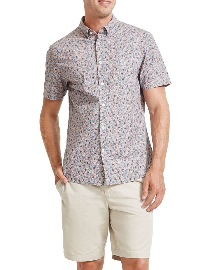 Short Sleeve Tapered Jedd Liberty Shirt image 2