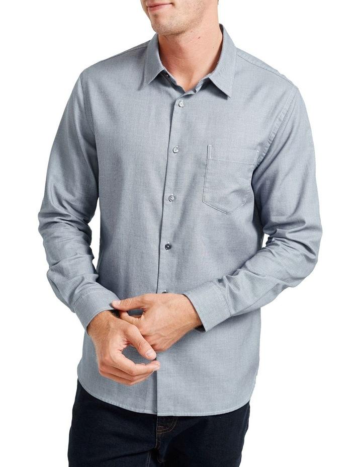 Long Sleeve Tapered Adam Shirt image 1