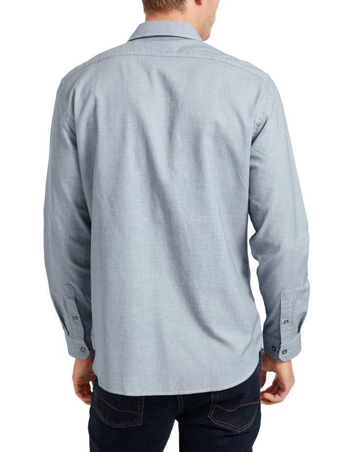 Long Sleeve Tapered Adam Shirt image 3