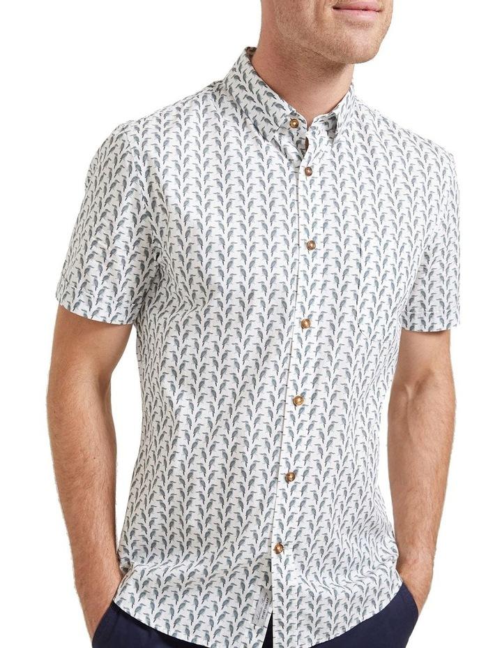 Short Sleeve Tapered Dale Shirt image 2