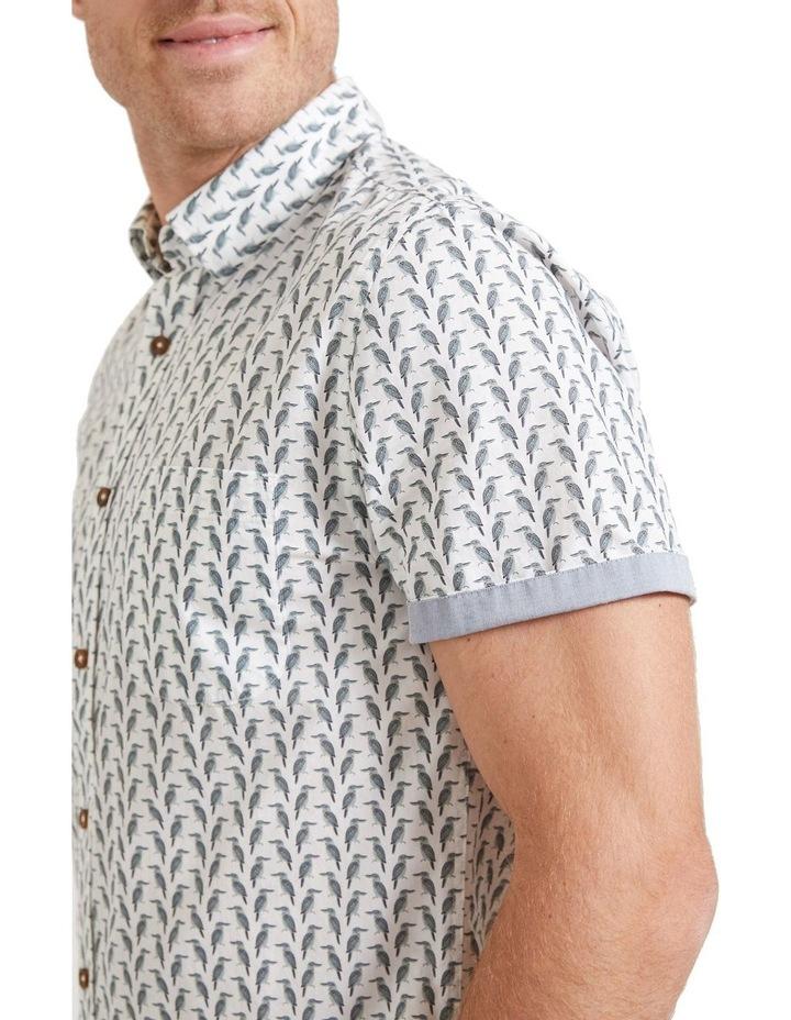 Short Sleeve Tapered Dale Shirt image 4