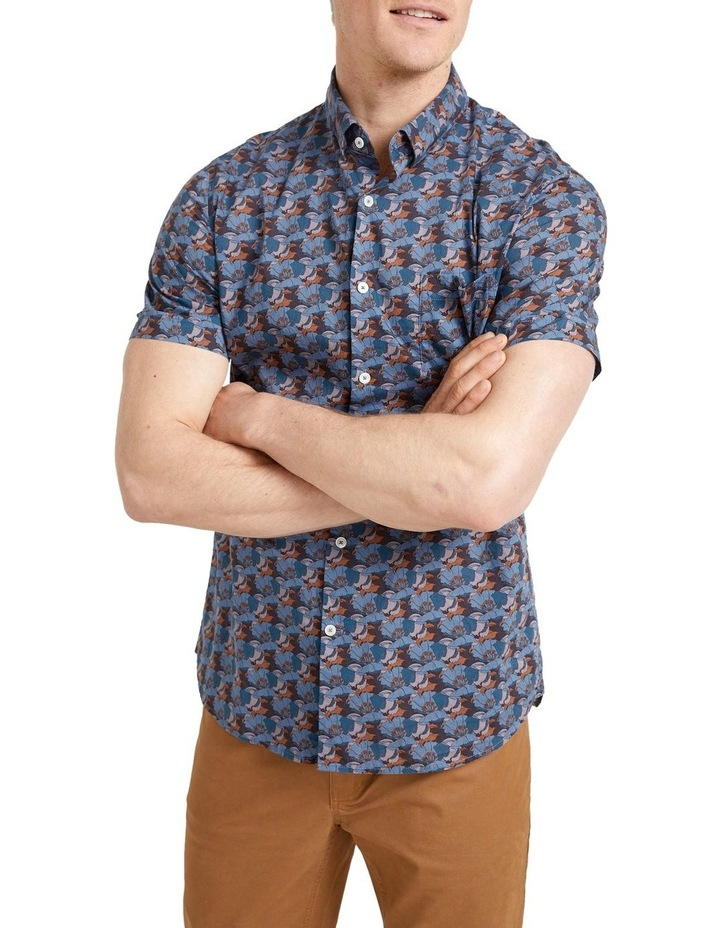 Short Sleeve Tapered Mike Liberty Shirt image 1