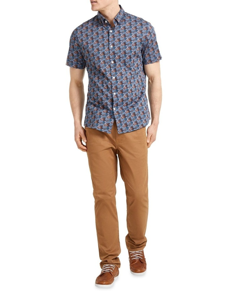 Short Sleeve Tapered Mike Liberty Shirt image 3
