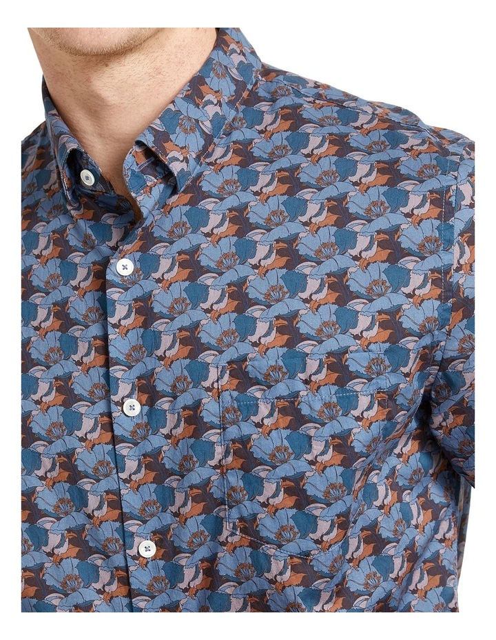 Short Sleeve Tapered Mike Liberty Shirt image 4