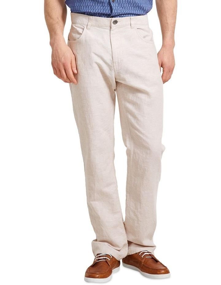 Bedford Cot Linen Pant image 1
