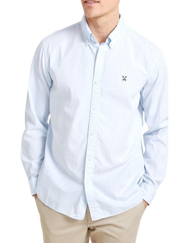 Long Sleeve Regular Broadcloth Oxford Shirt image 1