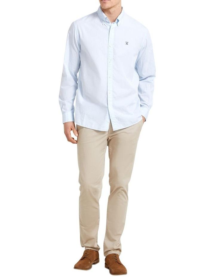 Long Sleeve Regular Broadcloth Oxford Shirt image 3