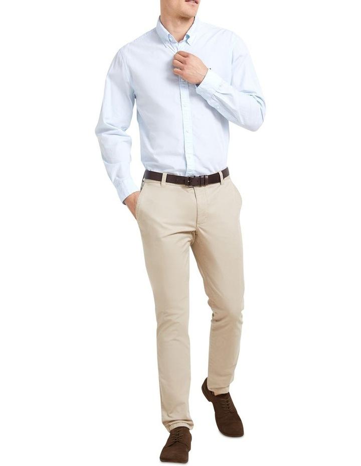 Long Sleeve Regular Broadcloth Oxford Shirt image 4