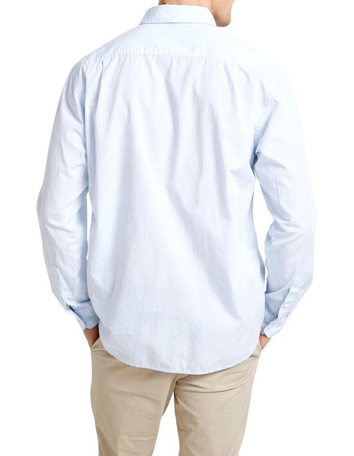 Long Sleeve Regular Broadcloth Oxford Shirt image 5