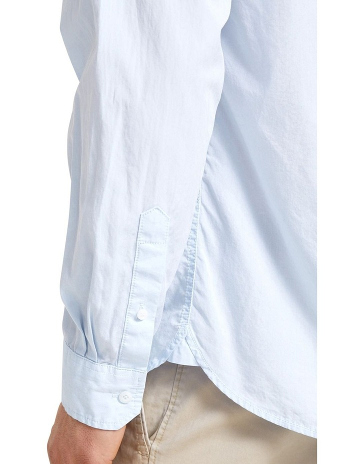 Long Sleeve Regular Broadcloth Oxford Shirt image 6