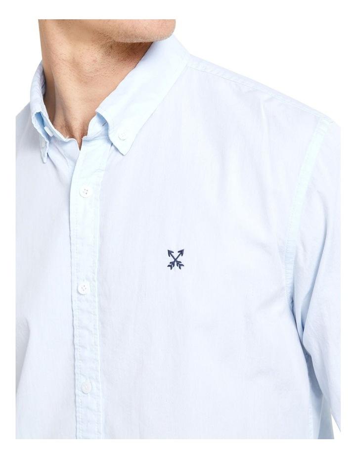 Long Sleeve Regular Broadcloth Oxford Shirt image 7