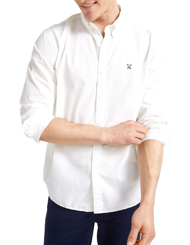 Long Sleeve Regular Broadcloth Oxford Shirt image 1