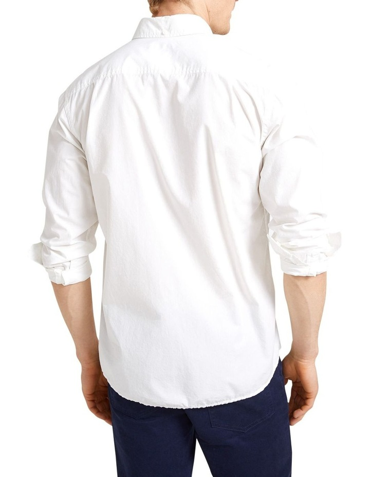 Long Sleeve Regular Broadcloth Oxford Shirt image 3