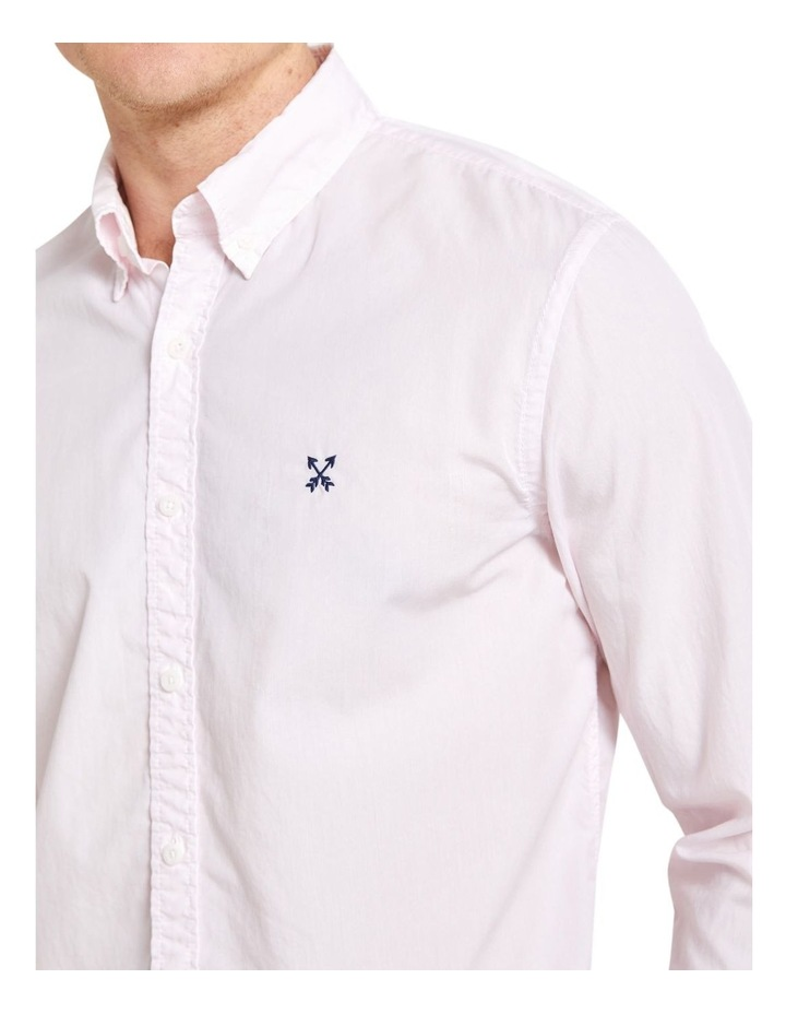 Long Sleeve Regular Broadcloth Oxford Shirt image 2