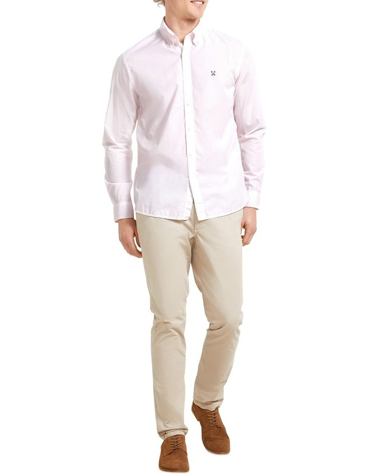Long Sleeve Regular Broadcloth Oxford Shirt image 4