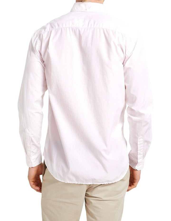 Long Sleeve Regular Broadcloth Oxford Shirt image 5