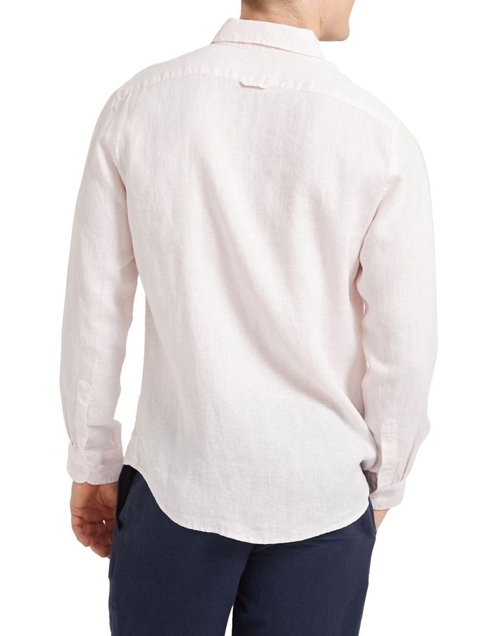 Long Sleeve Linen Shirt image 2