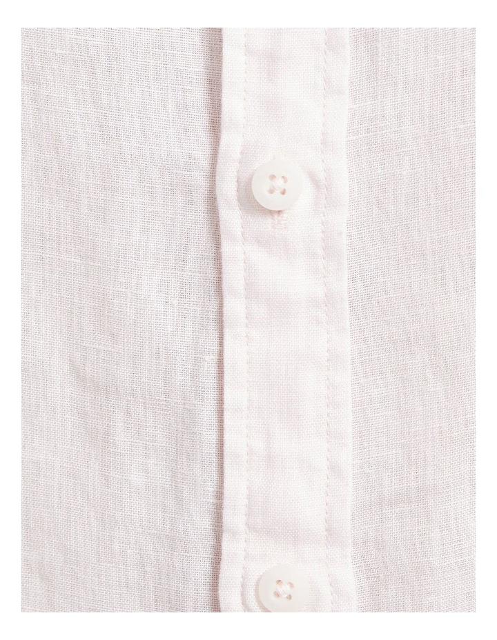 Long Sleeve Linen Shirt image 6