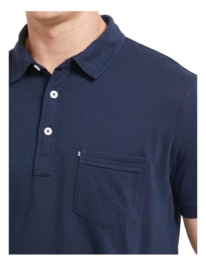 Supima Jersey Polo image 4