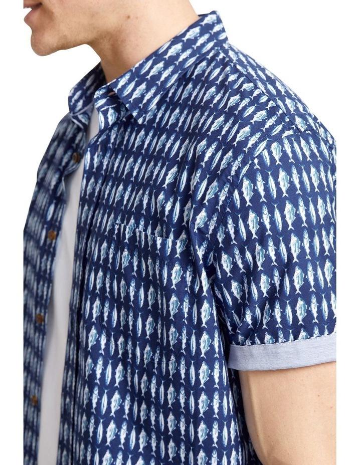 Short Sleeve Regular Charles Shirt image 2