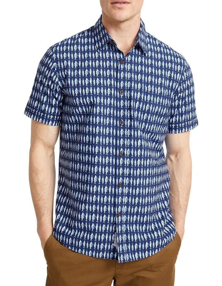 Short Sleeve Regular Charles Shirt image 4