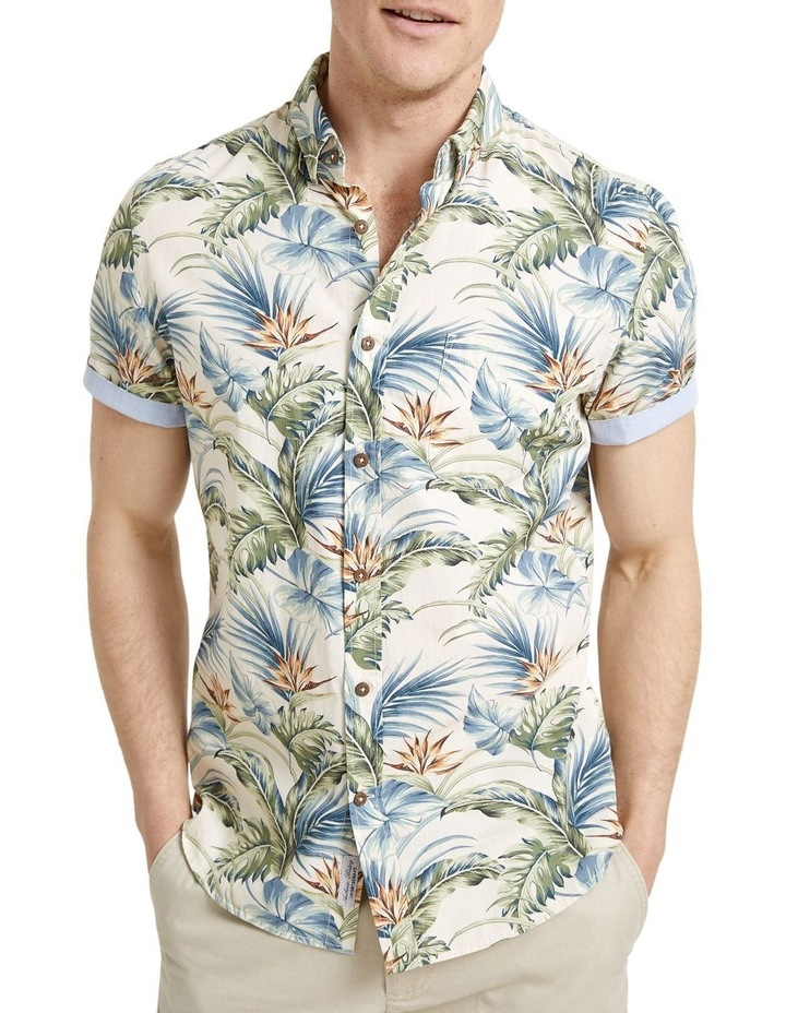 Short Sleeve Tapered Joseph Shirt image 1