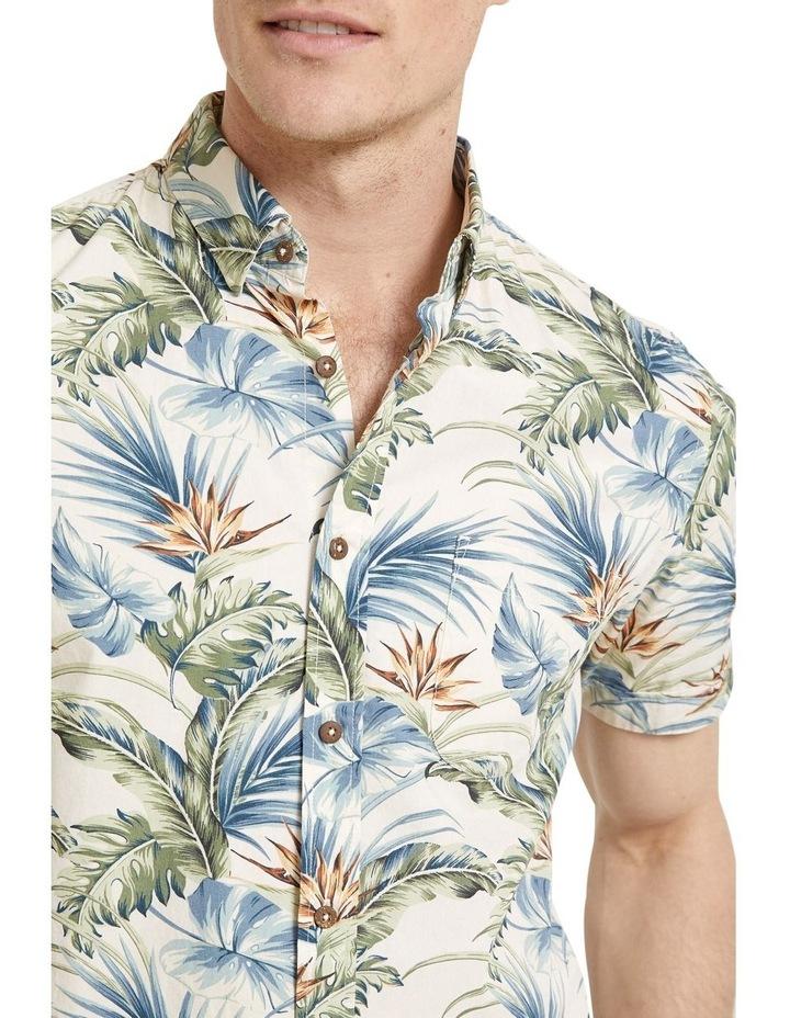 Short Sleeve Tapered Joseph Shirt image 3