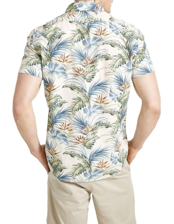Short Sleeve Tapered Joseph Shirt image 4