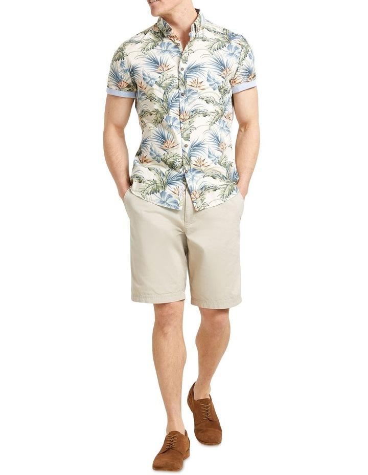 Short Sleeve Tapered Joseph Shirt image 5