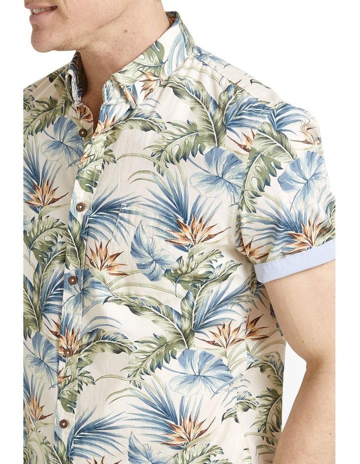 Short Sleeve Tapered Joseph Shirt image 7