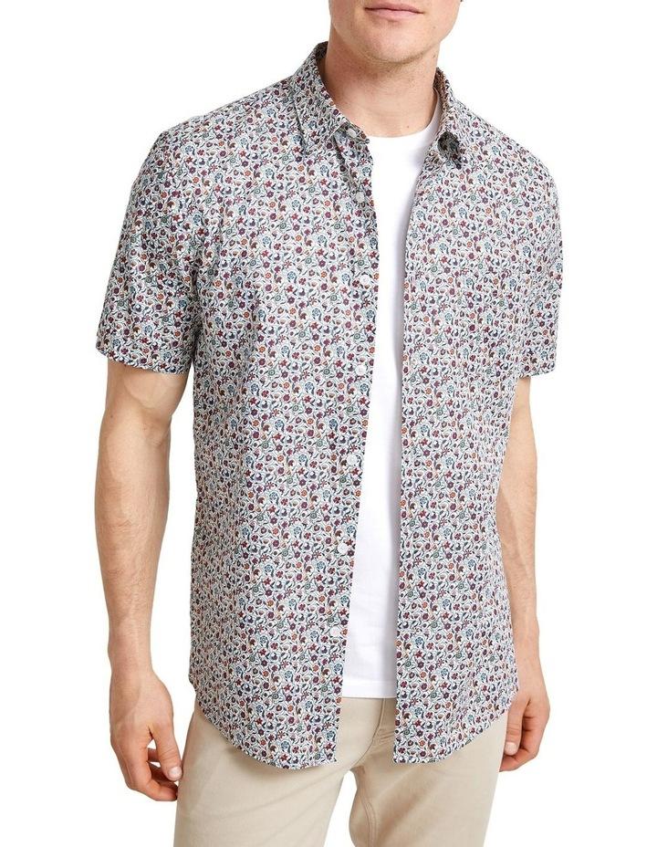 Short Sleeve Regular Daniel Liberty Shirt image 1