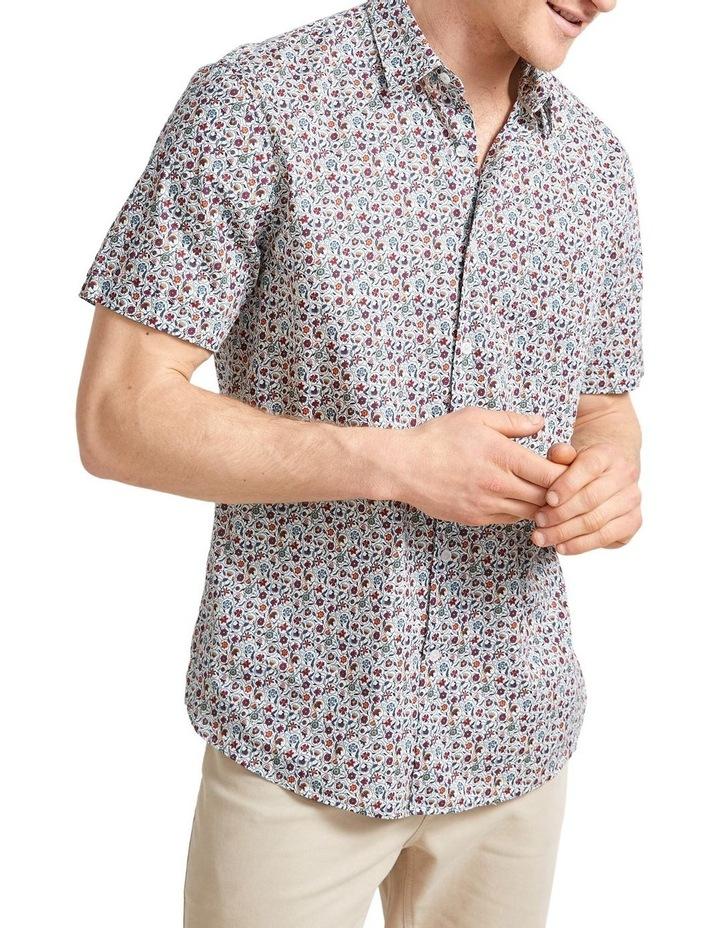 Short Sleeve Regular Daniel Liberty Shirt image 2