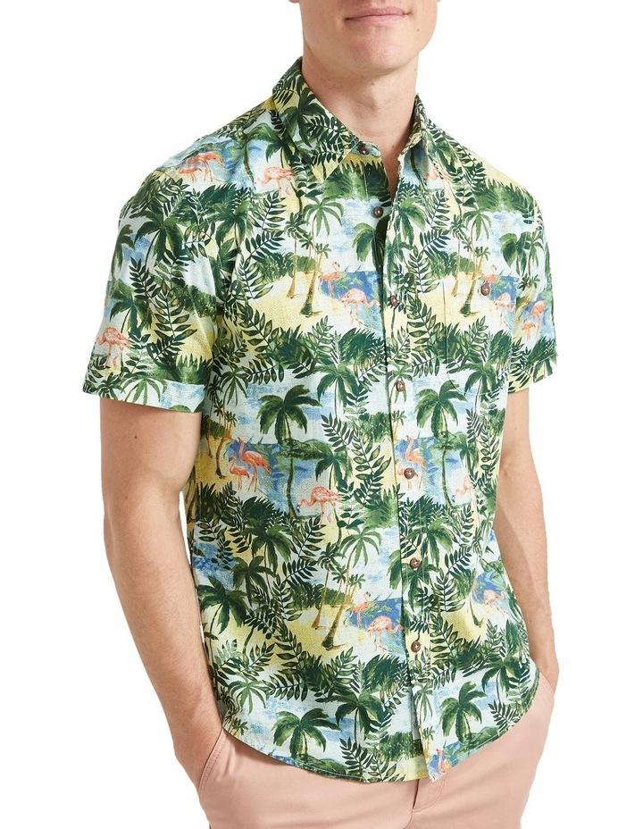 Harold Sunset Print Shirt image 1