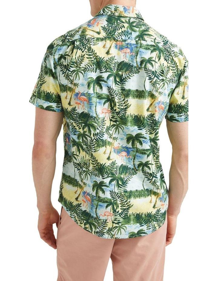 Harold Sunset Print Shirt image 2